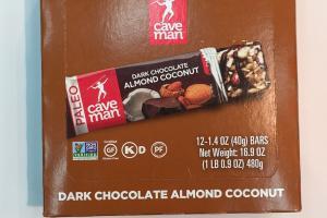 Dark Chocolate Almond Coconut