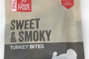 SWEET & SMOKY TURKEY BITES