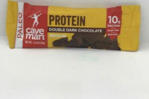 DOUBLE DARK CHOCOLATE PROTEIN BAR