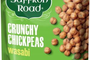 HOT CRUNCHY CHICKPEAS WASABI