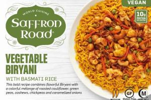MEDIUM VEGETABLE BIRYANI WITH BASMATI RICE