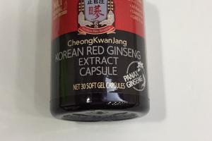 Extract Capsule Herbal Supplement