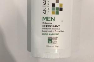 Men Botanical Deodorant