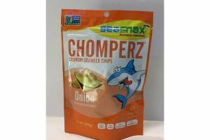 ONION CHOMPERZ CRUNCHY SEAWEED CHIPS