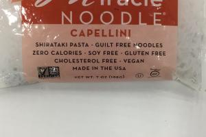 Shirataki Pasta