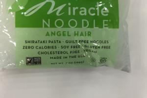 Angel Hair Shirataki Pasta