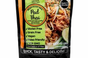 KONJAC SHIRATAKI NOODLES WITH AUTHENTIC PAD THAI SAUCE