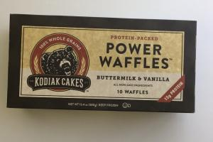 100% Whole Grains Power Waffles