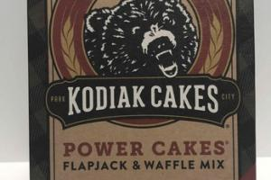 BUTTERMILK POWER CAKES FLAPJACK & WAFFLE MIX