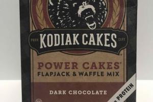 DARK CHOCOLATE FLAPJACK & WAFFLE MIX