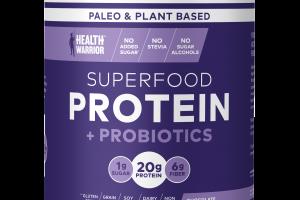 Superfood Protein + Probiotics