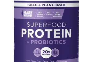 Superfood Protein + Probiotics