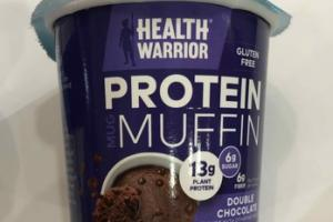 DOUBLE CHOCOLATE PROTEIN MUG MUFFIN