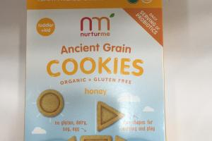 Ancient Grain Cookies
