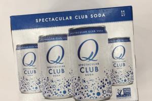 Spectacular Club Soda