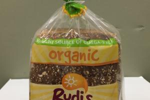 21 Organic Whole Grain & Seed Bread