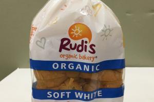 Organic Soft White Kids Bread
