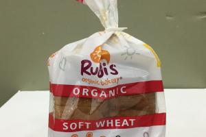 Soft Wheat Kids Bread
