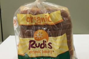 Rocky Mountain Sourdough Bread