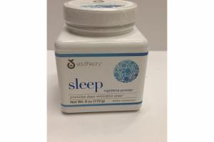 SLEEP NIGHTTIME POWDER DIETARY SUPPLEMENT