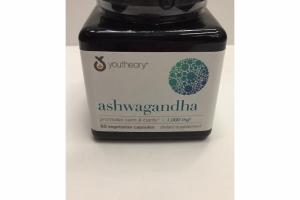 ASHWAGANDHA CAPSULES DIETARY SUPPLEMENT