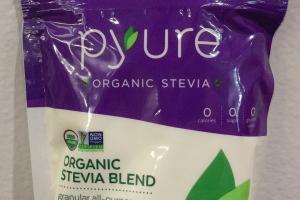 Organic Stevia Blend