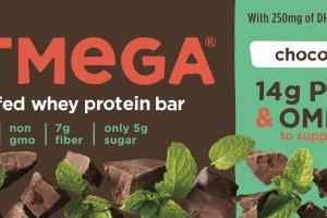 Grass-fed Whey Protein Bar