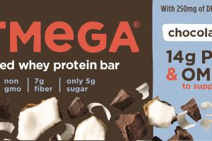 Grass-fed Whey Protein Bar