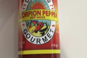 Scorpion Pepper Hot Sauce