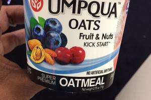Fruit & Nuts Kick Start