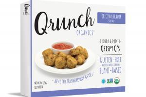 Quinoa & Potato Qrispy Q's