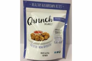 ORIGINAL FLAVOR SEA SALT QUINOA & POTATO QRISPY Q'S