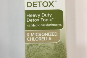 Heavy Duty Detox Tonic Daily Dietary Supplement