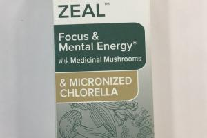 Focus & Mental Energy Daily Dietary Supplement