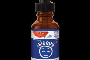 NDF SLEEPY RELAX THE MIND & SLEEP WELL LIQUID HERBAL DROPS DIETARY SUPPLEMENT, MAPLE