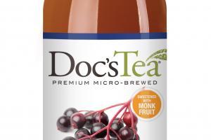 Unfiltered Elderberry Blueberry Tea