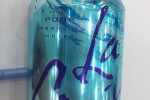 Natural Pure Sparkling Water