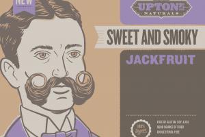 Sweet And Smoky Jackfruit