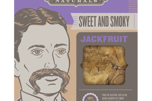 SWEET AND SMOKY JACKFRUIT