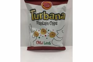 CHILI LIME TURBANA PLANTAIN CHIPS