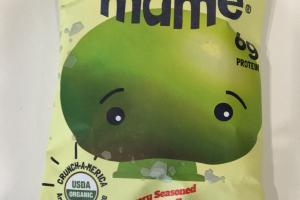 Organic Edamame Puffs