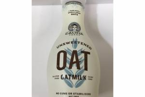 UNSWEETENED WHOLE GRAIN OATMILK