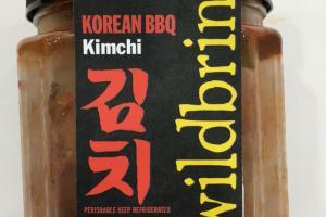 Probiotic Kimchi