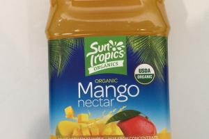 Organic Mango Nectar