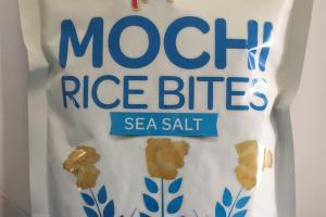 Mochi Rice Bites Sea Salt