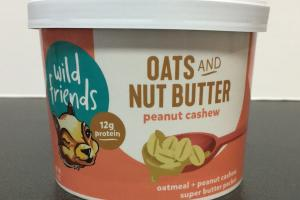 Oats And Nut Butter