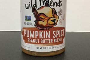 Pumpkin Spice Peanut Butter Blend