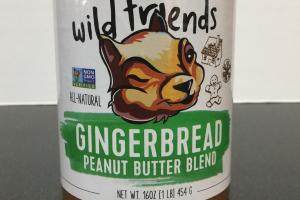 Gingerbread Peanut Butter Blend