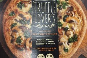 Truffle Lover's Pizza