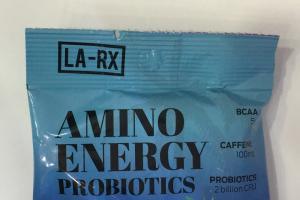 Amino Energy Probiotics Dietary Supplement